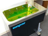 超音波渦流浴治療器画像
