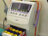 干渉波治療器画像